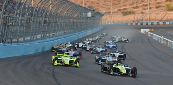 Indycar Desert Diamond GP 2018