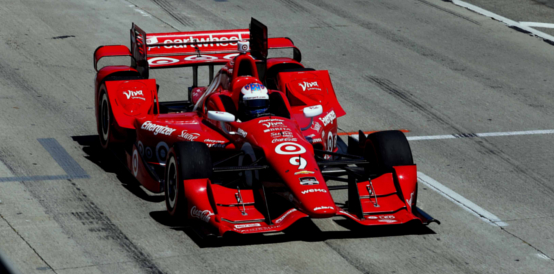 Dallara IndyCar Long Beach