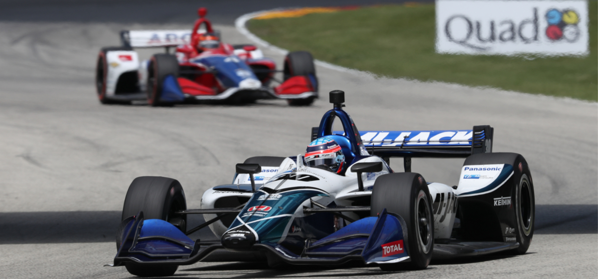 Dallara Indycar St Petersburg